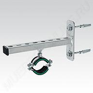 Набор для установки газового счётчика MÜPRO OPTIMAL