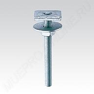 MPC-Крепёжные элементы с прямоугольной головкой MÜPRO 38/24 bis 40/120