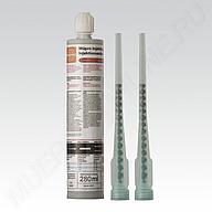 Химический анкер MÜPRO XV Plus типа MKT инъекционная система VMU Plus, для полнотелых и пустотелых кирпичей
