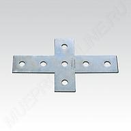Крестообразные соединительные пластины MÜPRO