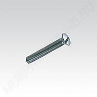 Винты MÜPRO с полуплоской головкой, DIN 964
