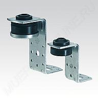 Кронштейны MÜPRO для воздуховодов с изоляционным элементом