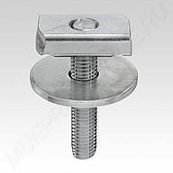 MPR-Крепежный элемент с прямоугольной головкой MÜPRO