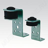 Z-образные кронштейны MÜPRO для воздуховодов