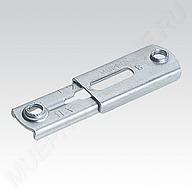 Двойной держатель MÜPRO VARIO для хомута Safety-Clip, с внутренней резьбой