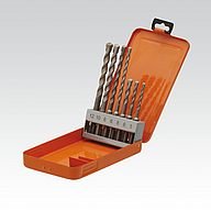 Набор MÜPRO для перфоратора SDS-плюс, в металлическом чехле