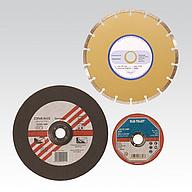 Пильные и шлифовальные диски MÜPRO
